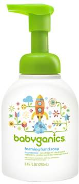 Babyganics Foaming Hand Soap Fragrance Free