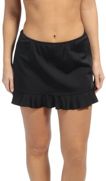 Fit 4 U Fit4U Swimwear Flounce Swim Skirted Bottom 8113527