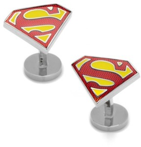 Cufflinks Inc. Men's Cufflinks, Inc. 'Superman' Cuff Links