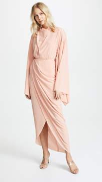 Awake Kimono Sleeve Dress