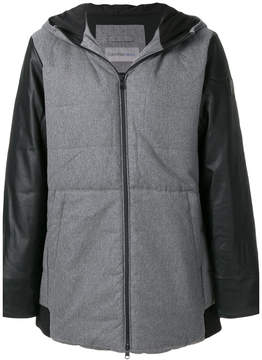 Calvin Klein Jeans hooded padded coat