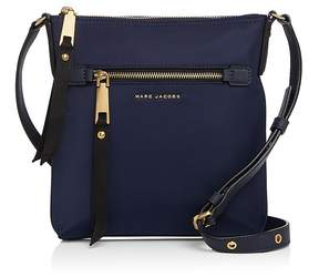 Marc Jacobs Trooper North/South Crossbody - HIBISCUS/GOLD - STYLE