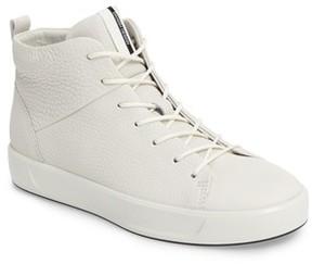 Ecco Women's Soft 8 High Top Sneaker