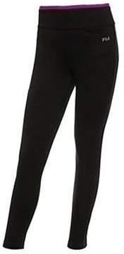 Fila Women's Tipped Waist Legging