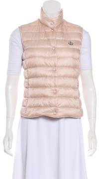 Moncler Quilted Lightweight Vest