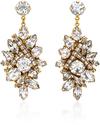 Erickson Beamon Parlor Trick Crystal Earrings