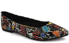 Bamboo Black Goodness Flat - Women