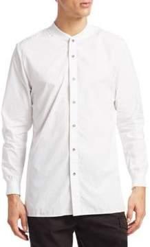 Saks Fifth Avenue x Anthony Davis Long-Sleeve Cotton Top
