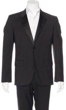 Marc Jacobs Wool Tuxedo Blazer