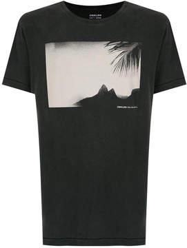 OSKLEN photographic print T-shirt