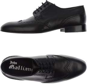John Galliano Lace-up shoes