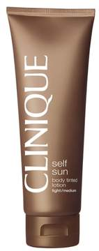 Clinique 'Self Sun' Body Tinted Lotion