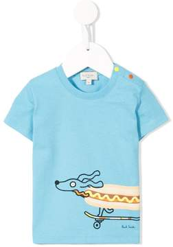 Paul Smith hot dog T-shirt
