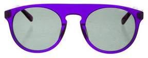 Westward Leaning Westward\\Leaning Atlas Round Sunglasses