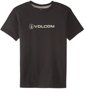 Volcom Kid's Lino Euro Short Sleeve Tee 8163532