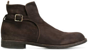 Officine Creative buckled chelsea boots