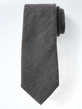 Banana Republic Textured Pin Dot Nanotex® Tie