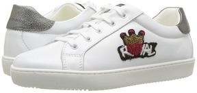 Dolce & Gabbana Low Lace Sneaker Girl's Shoes