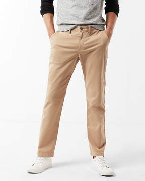 Express Classic Fit Stretch Chino