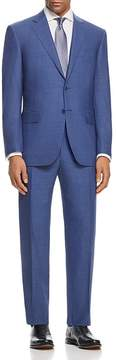 Canali End-on-End Impeccabile Classic Fit Suit