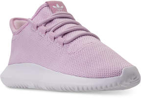 adidas Big Girls' Tubular Shadow Casual Sneakers from Finish Line