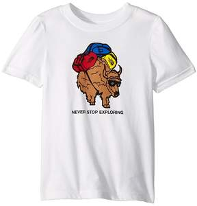 The North Face Kids Short Sleeve Graphic Tee Boy's T Shirt