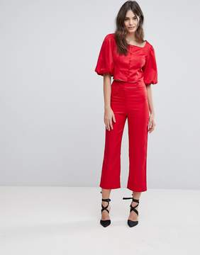 Fashion Union Tailored Pants Two-Piece