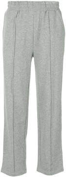 Stussy cropped track pants