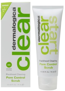 Clear Start Blackhead Clearing Pore Control Scrub