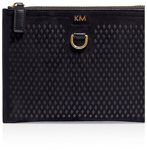 KAREN MILLEN Diamond Detail Pouch