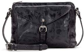 Patricia Nash Laser Floral Collection Avellino Cross-Body Bag