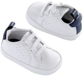 Carter's Baby Boy Sneaker Crib Shoes