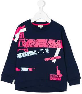 Kenzo City sweatshirt