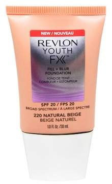 Revlon Youth FX Fill + Blur Foundation SPF 20 220 Natural Beige - 1.0 fl oz