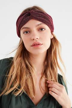 Urban Outfitters Glitter Twist Headwrap