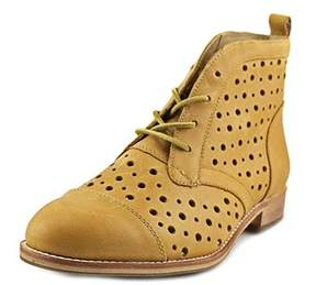 Caterpillar Janel Round Toe Leather Boot.