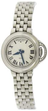Bedat & Co No. 8 827.021.600 Stainless Steel Quartz 26mm Womens Watch