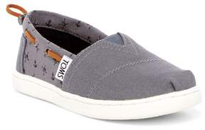 Toms Bimini Skull Slip-On (Little Kid & Big Kid)
