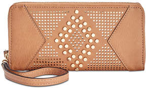 INC International Concepts I.n.c. Hazell Perforated Wallet, Created for Macy's