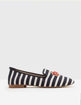Boden Maritime Slipper Shoe