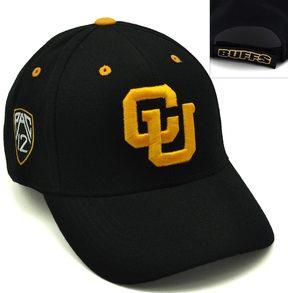 NCAA Top of the World Colorado Buffaloes Triple Conference Baseball Cap - Adult