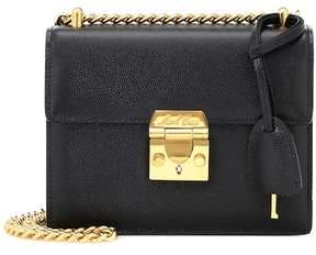 Mark Cross Zelda leather shoulder bag