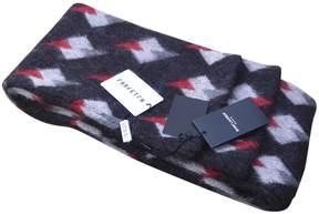 Saint Laurent Wool scarf & pocket square