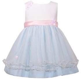 Iris & Ivy Baby Girl's Sleeveless Ballerina Frill Dress