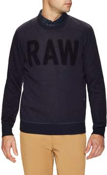 G Star G-Star Men's Strijsk Long Sleeve Sweatshirt