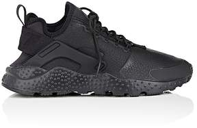 Nike Women's Air Huarache Run Ultra Premium Leather Sneakers