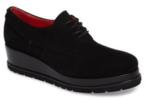 Pas De Rouge Women's Platform Oxford