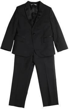 Dolce & Gabbana Silk & Wool Tuxedo
