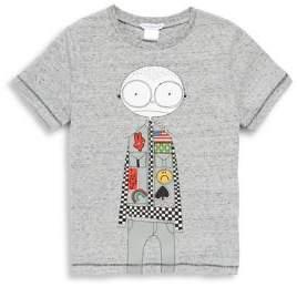 Little Marc Jacobs Toddler's, Little Boy's and Boy's Mister Marc Essential Cotton T-Shirt