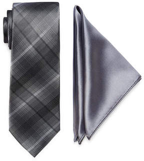 U.S. Polo Assn. USPA Plaid Tie Set